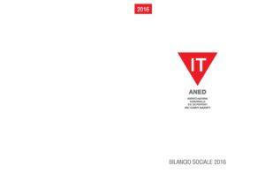 Bilancio Sociale ANED 2016