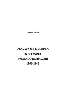 Memoriale di Emilio Mena